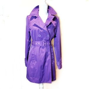 Kenneth Cole Reaction trench coat, sz M